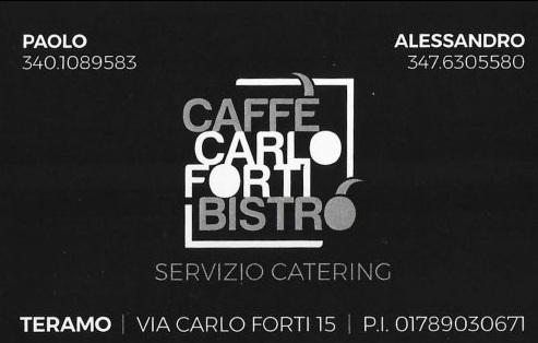 Caffè Carlo FORTI Bistro Teramo
