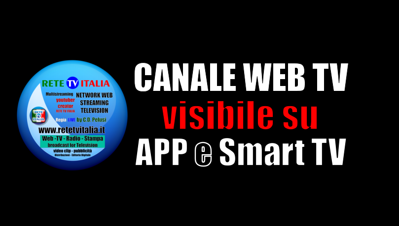 RETE TV ITALIA canale TV nero