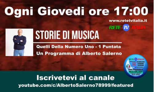 Banner Storie di Musica