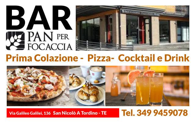 Pan per Focaccia San Nicolò a Tordino Nuovo 2