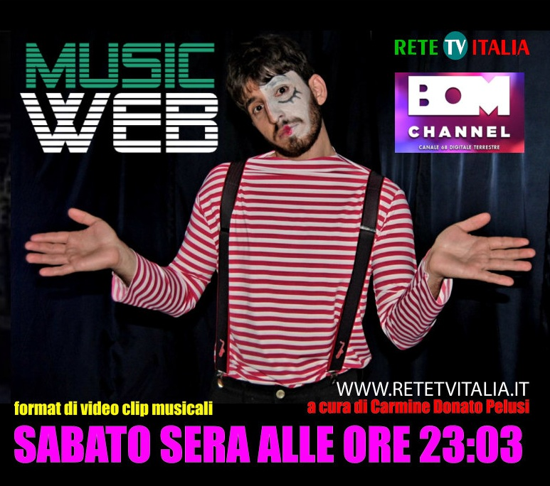 MUSIC WEB SABATO SERA